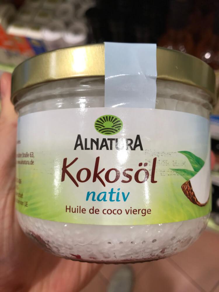 Kokosoel kaufen Alnatura