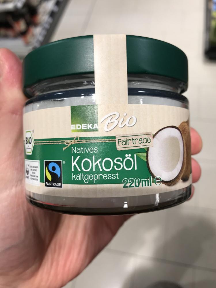 Kokosoel kaufen Edeka Bio