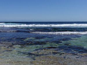 Meer und Wellen im Flow