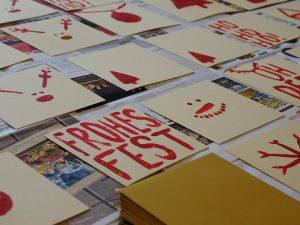 Selbstgemachte Weihnachtskarten - in der Weihnachtshektik durch Dankbarkeit Zeit fuer Besinnlichkeit schaffen