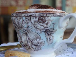 Kaffee Tasse Nahaufnahme